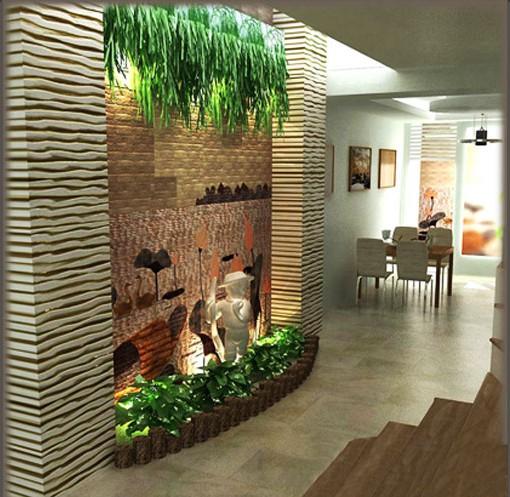 Tiểu cảnh Nhà hàng - Khách sạn tại TP Vinh nghệ An