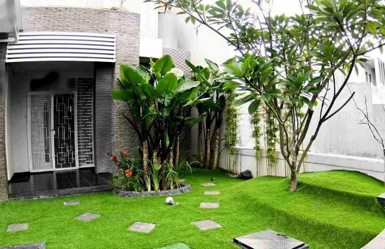 Thiết kế thi công cảnh quan sân vườn tại Vinh Nghệ An