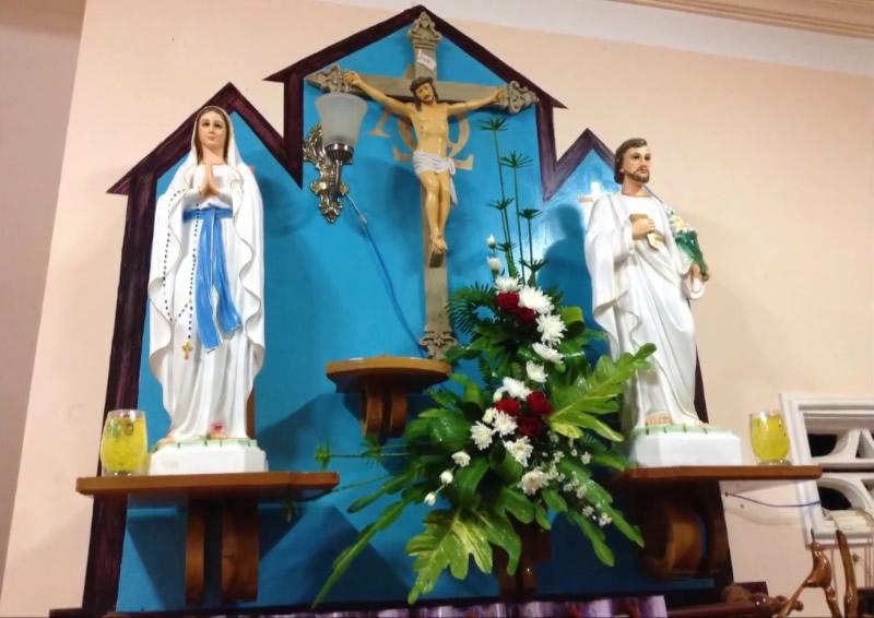 Điêu khắc đắp đúc tượng Thiên Chúa giáo